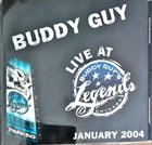 BUDDY GUY Live At Legends - January 10, 2004 album cover