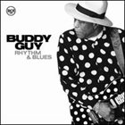 BUDDY GUY Rhythm & Blues album cover