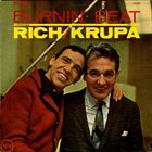 BUDDY RICH Buddy Rich / Gene Krupa : Burnin' Beat album cover
