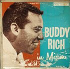 BUDDY RICH Buddy Rich In Miami album cover