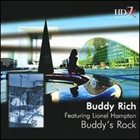 BUDDY RICH Buddy's Rock (feat. Lionel Hampton) album cover