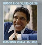 BUDDY RICH Class of '78 album cover