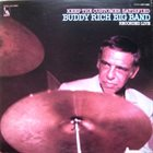 BUDDY RICH Keep the Customer Satisfied album cover