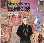 BUDDY RICH Mercy, Mercy album cover