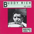BUDDY RICH No Jive album cover