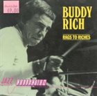 BUDDY RICH Rags to Riches album cover