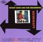 BUDDY RICH Richcraft album cover
