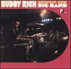 BUDDY RICH Swingin' New Big Band Album Cover