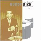 BUDDY RICH The Best of Buddy Rich: The Pacific Jazz Years album cover