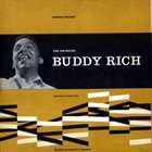 BUDDY RICH The Swinging Buddy Rich album cover