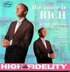 BUDDY RICH The Voice Is Rich album cover