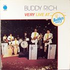 BUDDY RICH Very Live at Buddy's Place (aka Tuff Dude) album cover