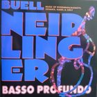 BUELL NEIDLINGER Basso Profundo album cover