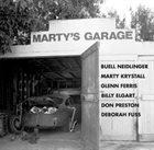 BUELL NEIDLINGER Marty's Garage album cover