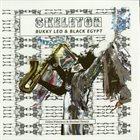 BUKKY LEO Bukky Leo & Black Egypt : Skeleton album cover