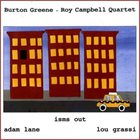 BURTON GREENE Isms Out album cover
