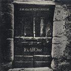 BURTON GREENE It's All One album cover