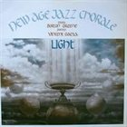 BURTON GREENE New Age Jazz Chorale ‎: Light album cover