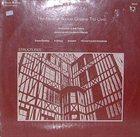 BURTON GREENE Structures album cover