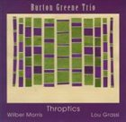 BURTON GREENE Throptics album cover
