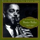 BUSTER BAILEY 1924-42 album cover