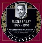 BUSTER BAILEY 1925-1940 album cover