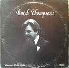 BUTCH THOMPSON Butch Thompson album cover