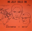 BUTCH THOMPSON Mr. Jelly Rolls On album cover