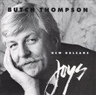BUTCH THOMPSON New Orleans Joys 88's album cover
