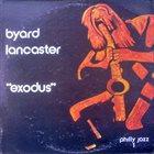 BYARD LANCASTER Exodus album cover