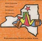 BYARD LANCASTER Philadelphia, Spirit in New York album cover