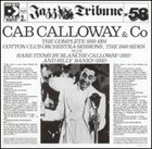 CAB CALLOWAY Cab Calloway & Co (Disc 1) album cover