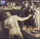 CAB CALLOWAY Hi-De-Hi album cover