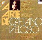 CAETANO VELOSO A arte de Caetano Veloso album cover