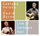 CAETANO VELOSO Live at Carnegie Hall album cover