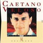 CAETANO VELOSO Minha História album cover