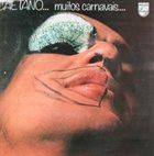 CAETANO VELOSO Muitos Carnavais album cover