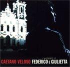 CAETANO VELOSO Omaggio a Federico e Giulietta album cover