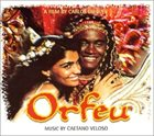 CAETANO VELOSO Orfeu album cover