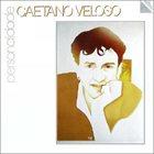 CAETANO VELOSO Personalidade album cover