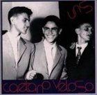 CAETANO VELOSO Uns album cover