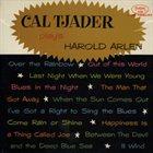 CAL TJADER Cal Tjader Plays Harold Arlen album cover