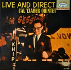 CAL TJADER Live and Direct album cover