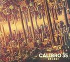 CALIBRO 35 Decade album cover