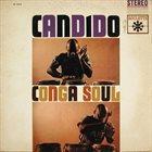 CÁNDIDO (CÁNDIDO CAMERO) Conga Soul album cover