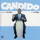 CÁNDIDO (CÁNDIDO CAMERO) Featuring Al Cohn Candido In Indigo album cover