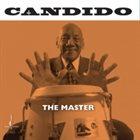 CÁNDIDO (CÁNDIDO CAMERO) The Master album cover
