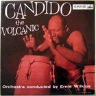 CÁNDIDO (CÁNDIDO CAMERO) The Volcanic album cover