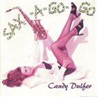 CANDY DULFER Sax-A-Go-Go album cover