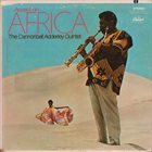 CANNONBALL ADDERLEY The Cannonball Adderley Quintet ‎: Accent On Africa album cover